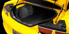 Chevy Camaro Single Subwoofer Stealthbox