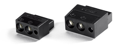 HD PLUG PWR (#98282) (left) HD PLUG PWR2 (#98283) (right)