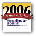 Home Theater Sound - 2006 POTY Award Logo