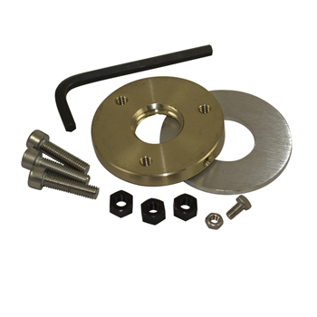 Locking Nut Kit for 2010 XFM picture