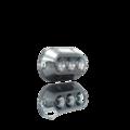 Amphibian T-Series T3 Blue / Aluminum Insert