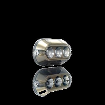 Amphibian Pro Series A3Pro White / Gun Metal Insert picture