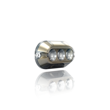 Amphibian Pro Series A3Pro Blue / Gun Metal Insert picture