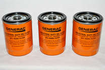 Generac Oil Filter 90 Logo Orng 3 Pack