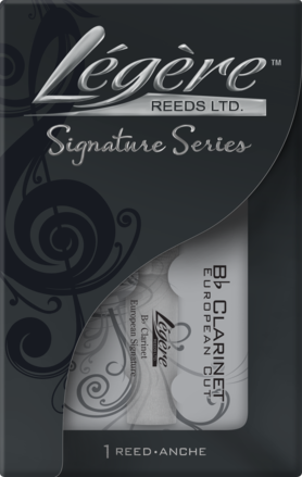 Bb Soprano Clarinet European Signature 3.5 picture