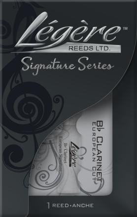 Bb Soprano Clarinet European Signature 3.25 picture