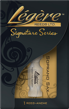 Bb Soprano Saxophone Signature        2.75 picture