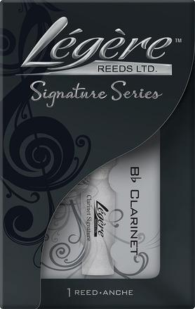 Bb Soprano Clarinet Signature      3.25 picture
