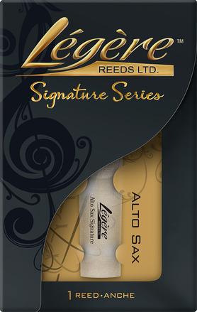 Eb Alto Saxophone Signature      2 picture