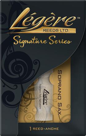 Bb Soprano Saxophone Signature        2 picture