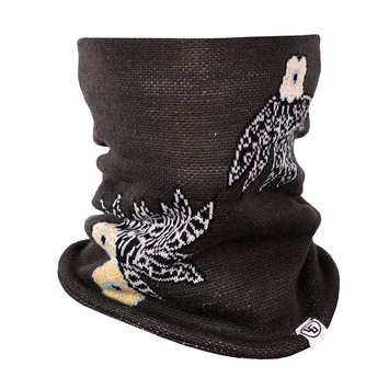 Flower Knitted Neck Gaiter picture