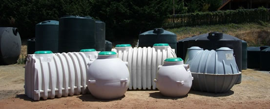 Water Septic And Transport Tanks From Loomis Tank Centers
