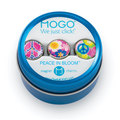 MOGO Charm Collection Peace In Bloom