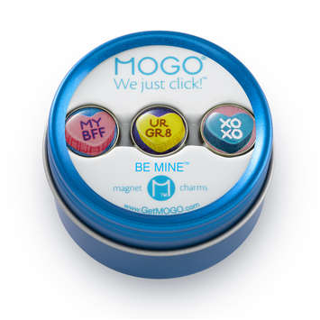 MOGO Charm Collection Be Mine picture