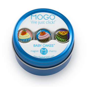 MOGO Charm Collection Baby Cakes picture