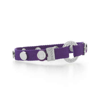 MOGO Charmband Purple picture