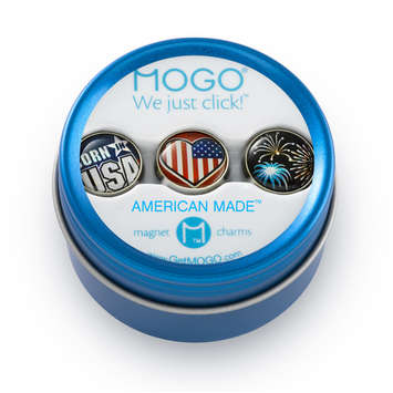 MOGO Charm Collection American Made picture