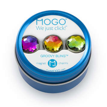 MOGO Charm Collection Groovy Bling picture