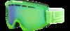 Nova II Matte Green and White Green Emerald