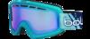 Nova II Matte Blue Gradient Modulator Vermillon Blue