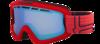Nova II Matte Red and Blue Aurora