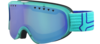 Scarlett Matte Turquoise and Blue Modulator Vermillon Blue