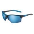 Flash   Matte Black/Blue Polarized Offshore Blue oleo AR