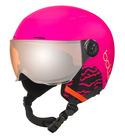 Quiz Visor Matte Hot Pink