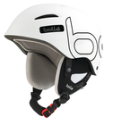 B-Style Soft White and Black 54-58cm