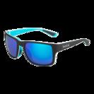 Slate Matte Black Blue Polarized Offshore Blue oleo AR