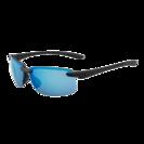Flyair Matte Black Polarized Offshore Blue oleo AR