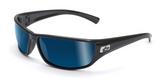 Python Shiny Black Polarized Off Shore Blue oleo AR