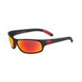 Anaconda Matte Black Metal Red Polarized Fire oleo AF