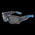 Heron Matte Black Blue Polarized TNS Oleo AR