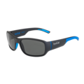 Heron Matte Black Blue Polarized TNS Oleo AR