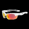 Bolt S Matte White/Grey rubber TNS Fire