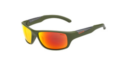 VIBE MATTE OLIVE HD POLARIZED BROWN FIRE