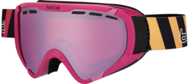 Explorer Shiny Pink Stripes Vermillon Gun