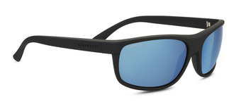 ALESSIO Soft touch Black Polarized 555nm Blue