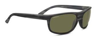 ALESSIO Soft touch Striped Grey Polarized 555nm