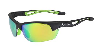 Bolt S Matte Black/Green rubber Brown Emerald picture