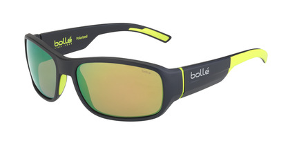Heron Matte Dark Grey Yellow Polarized Brown Emerald oleo AR picture