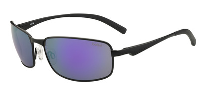 Key West  Matte Black Blue Violet picture