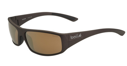 Weaver Matte Brown Polarized Inland Gold oleo AR picture