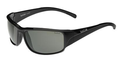 Keelback Shiny Black Modulator Polarized Grey oleo AF picture
