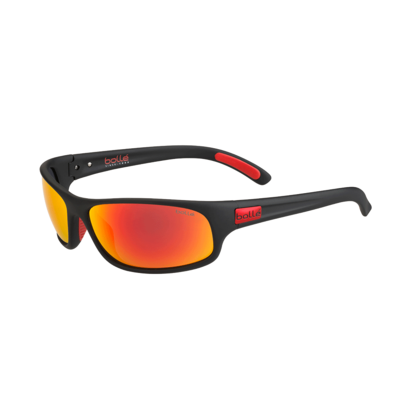 Anaconda Matte Black Metal Red Polarized Fire oleo AF picture