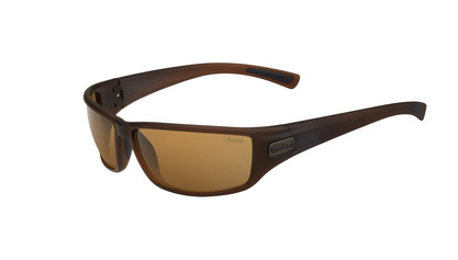 PYTHON MATTE TRANSPARENT BROWN HD POLARIZED BROWN picture
