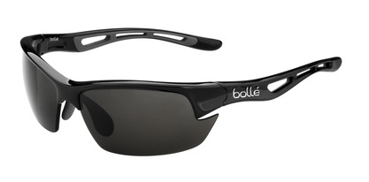 Bolt S Shiny Black PC Polarized TNS picture