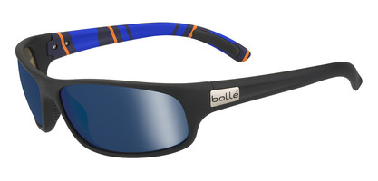Anaconda Matte Black/Stripes Polarized Offshore Blue oleo AR picture