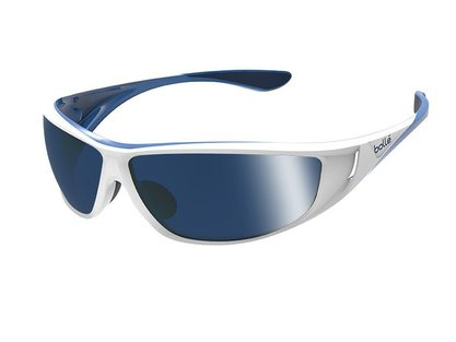Highwood Shiny White/Blue  Polarized Offshore Blue oleo AR picture
